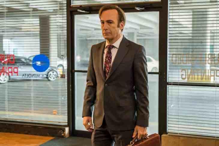 Better Call Saul Season 4 Episode 2 - Bob Odenkirk as Jimmy McGill
