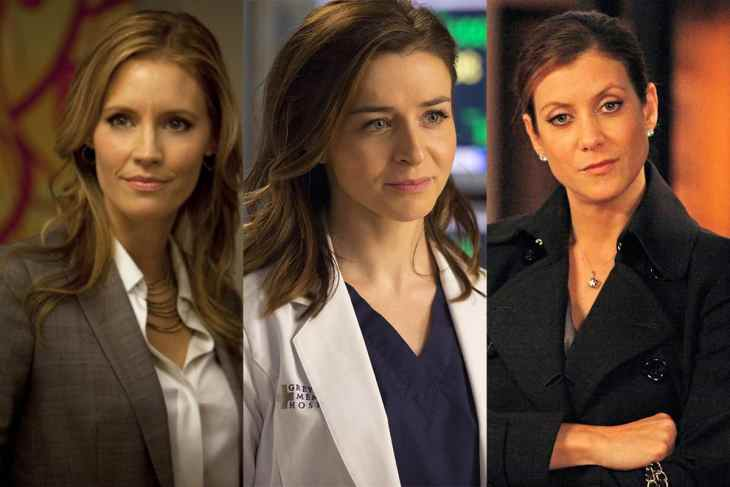 Charlotte on Private Practice; Amelia on Grey's Anatomy; Addison on Private Practice; ABC