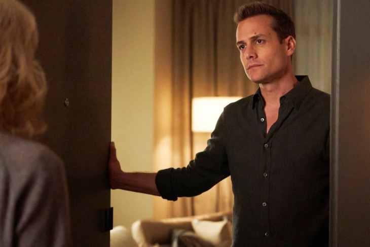 Suits Season 8 Episode 5 - Gabriel Macht as Harvey Specter