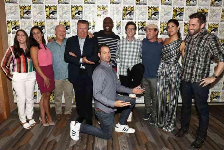 Comic-Con International: San Diego – Season 2018