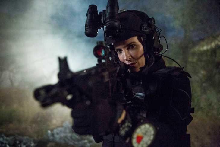 The Last Ship Season 5 Episode 6 - Bridget Regan as Sasha Cooper