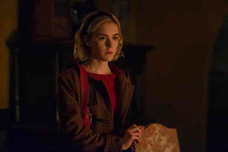 Chilling Adventures of Sabrina Season 1 Episode 2 (Credit: Diyah Pera/Netflix)