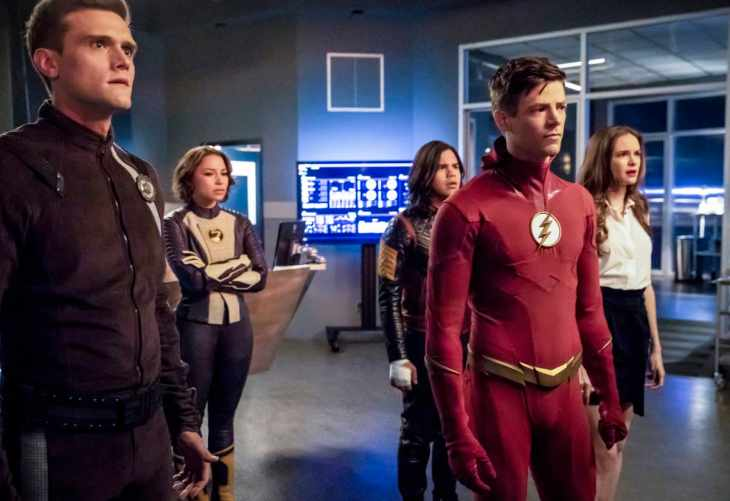 The Flash Season 5 Episode 2 - Blocked