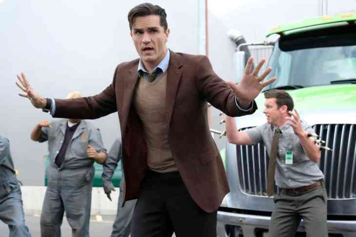 Supergirl Season 4 Episode 3 - Man of Steel - Sam Witwer as Ben Lockwood/Agent Liberty