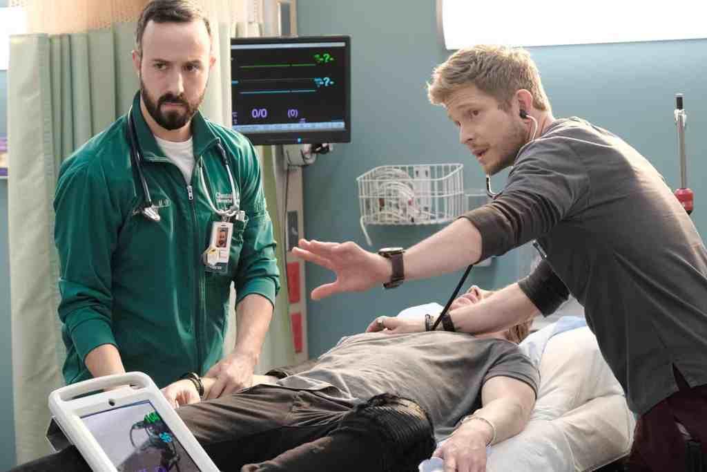 "The Resident Season 2 Episode 7 - ""Trial & Error"""