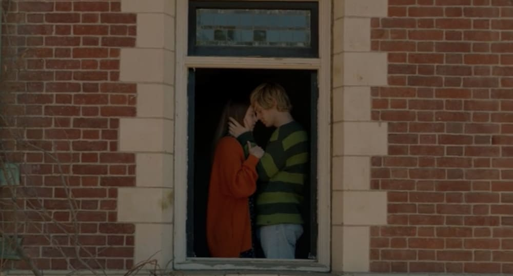 american horror story season 8 episode 6 tate and violet window
