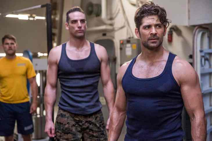 The Last Ship Season 5 Episode 9 Bren Foster as Wolf
