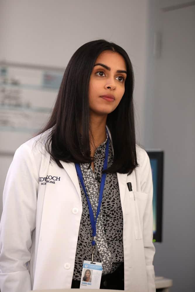 Manifest Season 1 Episode 6 - Parveen Kaur as Saanvi Bahl