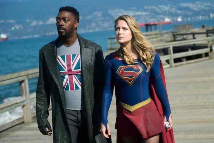 Supergirl Season 4 Episode 7 - Rather the Fallen Angel