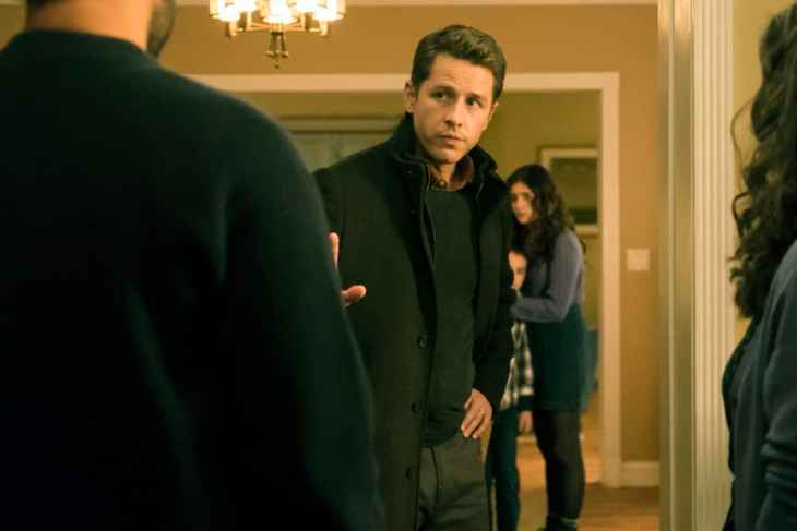 Manifest Season 1 Episode 10 - Josh Dallas as Ben Stone