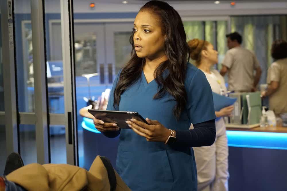 Chicago Med Season 4 Episode 11 - Marlyne Barrett as Maggie Lockwood