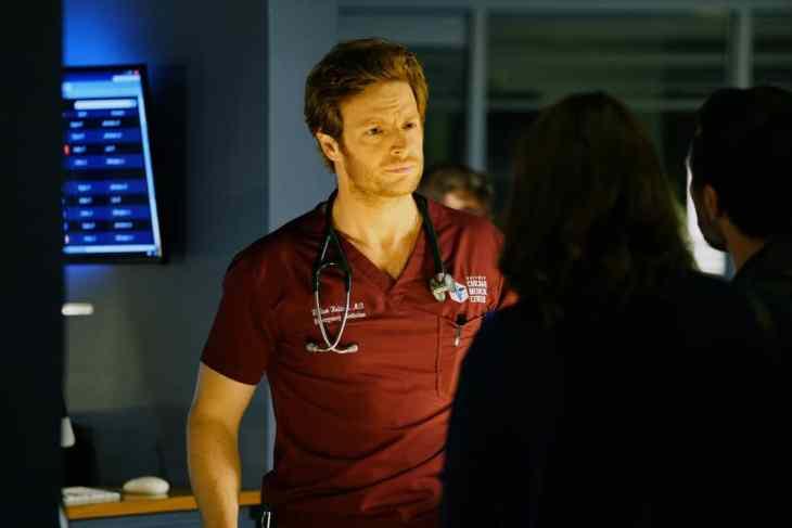 Chicago Med Season 4 Episode 11 - Nick Gehlfuss as Will Halstead