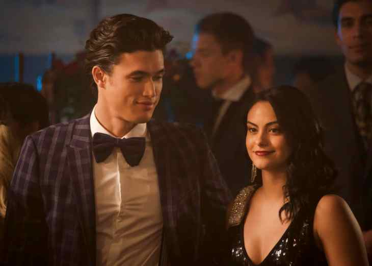 Riverdale Season 3 Episode 9 - Charles Melton as Reggie and Camila Mendes as Veronica