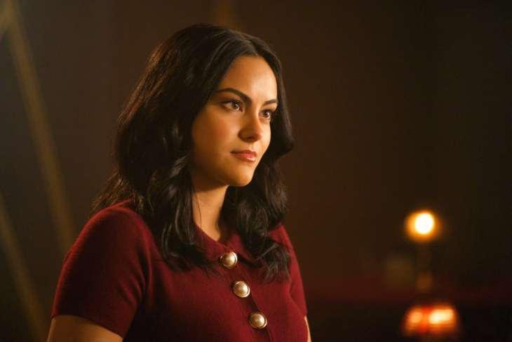 Riverdale Season 3 Episode 9 - Camila Mendes as Veronica