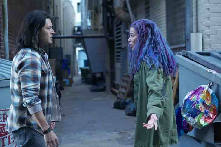 The Gifted Season 2 Episode 14 - Jamie Chung as Clarice Fong / Blink and Blair Redford as John Proudstar / Thunderbird