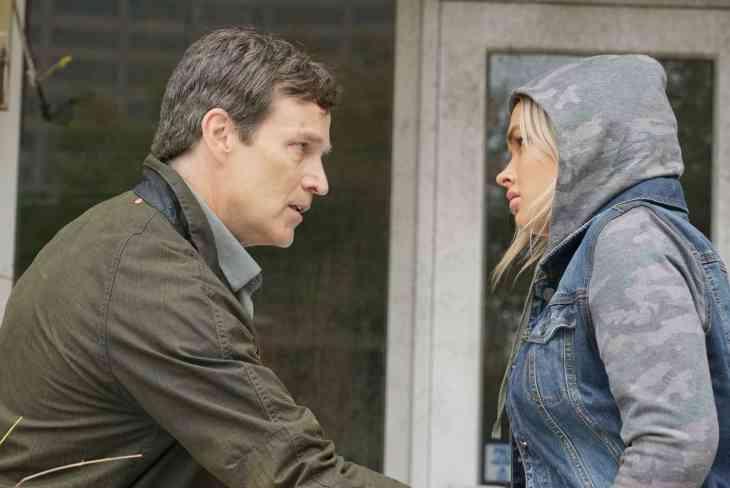 The Gifted Season 2 Episode 13 - Natalie Alyn Lind as Lauren Strucker and Stephen Moyer as Reed Strucker
