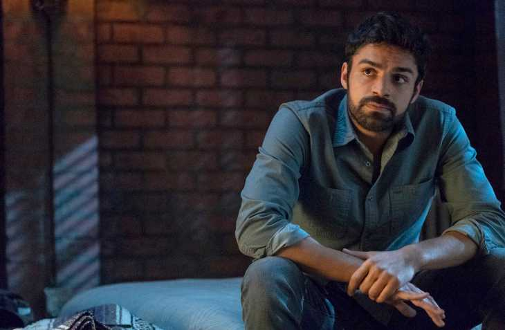 The Gifted Season 2 Episode 11 - Sean Teale as Marcos Diaz / Eclipse