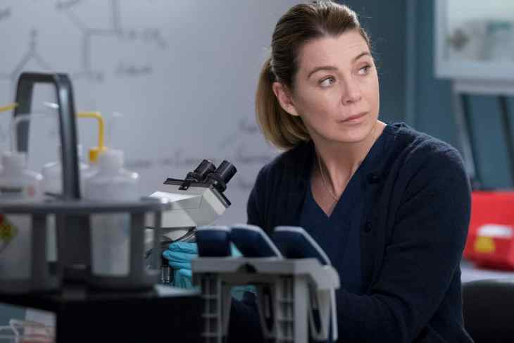 "Grey's Anatomy Season 15 Episode 16 ""Blood & Water"""