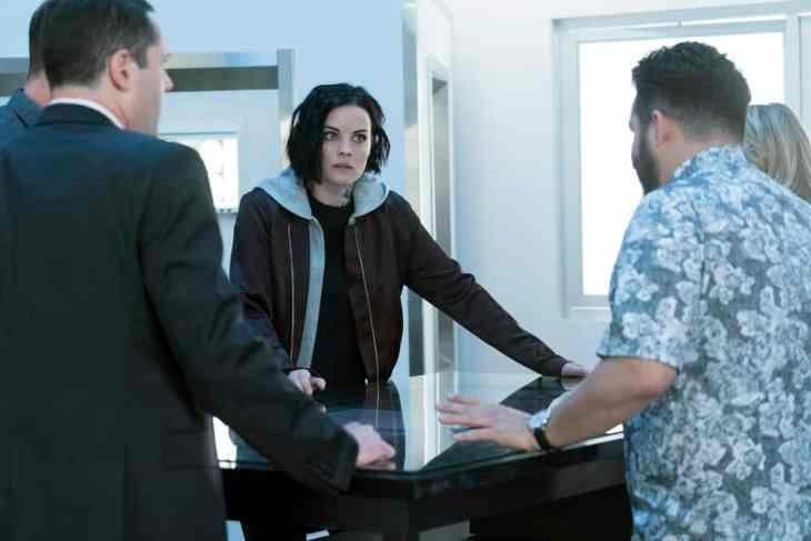 """Blindspot - Season 4 Episode 13 """"Through This Be Madness, Yet Method In't"""