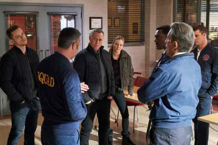 """Chicago Fire Season 7 Episode 15 - """"What I Saw"""""""