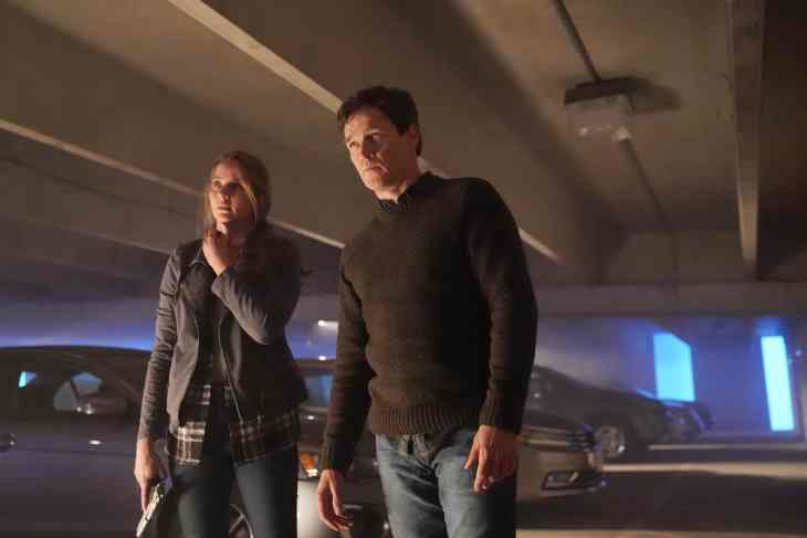 The Gifted Season 2 Episode 16 - Amy Acker as Kate Strucker and Stephen Moyer as Reed Strucker