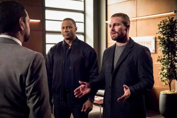"""Arrow Season 7 Episode 20 - """"Confessions"""""""