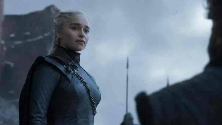 Game of Thrones Season 8, episode 6/series finale (debut 5/19/19): Emilia Clarke. photo: Courtesy of HBO