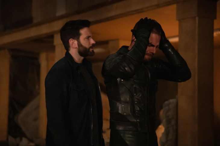 "Arrow Season 7 Episode 21, ""Living Proof"""