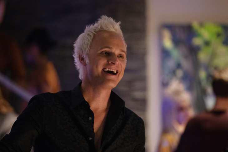 iZombie Season 5 Episode 4 - David Anders as Blaine