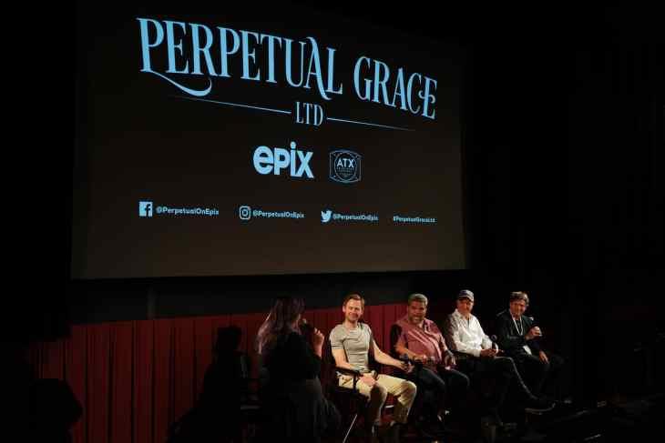Perpetual Grace Panel ATX Festival 2019