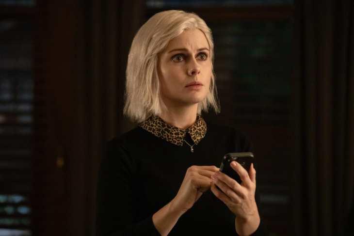 iZombie Season 5 Episode 6 - Rose McIver as Liv