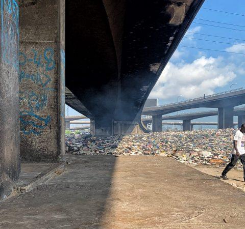 Bridges, Men and Waste - Oyewole Lawal