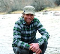 Kayaker Matt Wilson