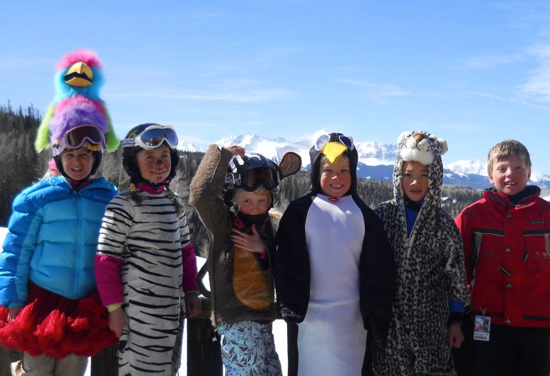 Telluride Kids Strut Their Stuff