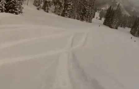 Storm Soaks Telluride in Snow