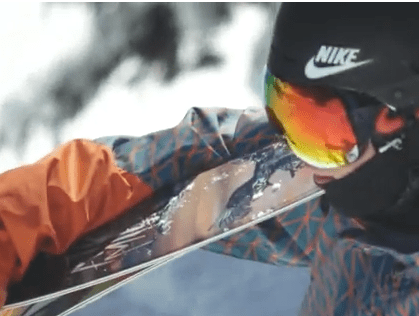 Most People Need Wings To Fly—Gus Kenworthy Just Needs Skis