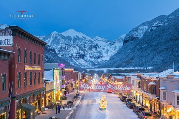 Holiday Events in Telluride