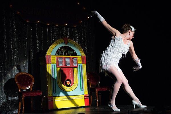 Telluride Theatre Fundraiser: Burlesque Shows This Week