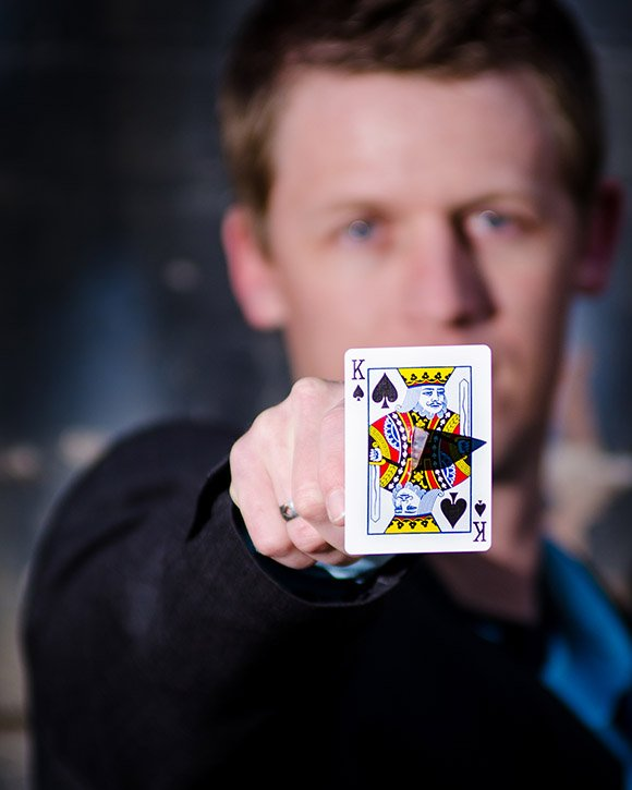 Mind-Blowing Magic at the Madeline: Ty Gallenbeck