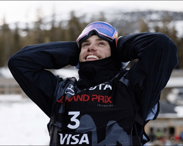 Gus Kenworthy becomes second openly gay athlete on US Winter Olympics team