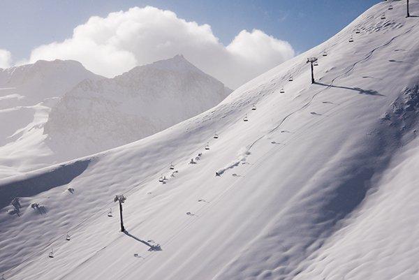 More Snow, More Terrain Open in Telluride