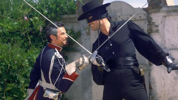 Zorro 625 tall