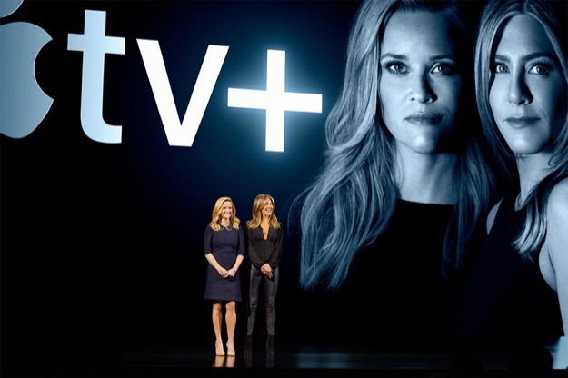 Apple tv keynote aniston witherspoon 25mar2019