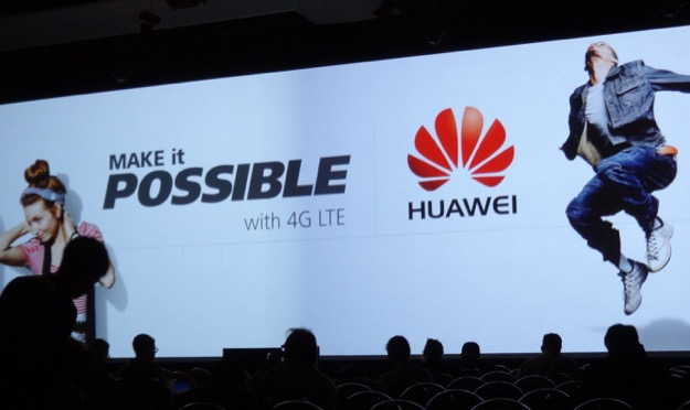 Huawei press conference ces 6jan2014