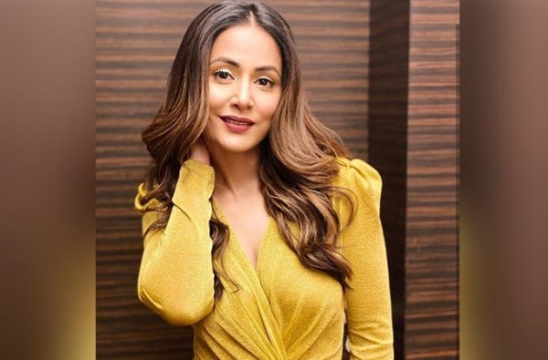 Check out this new talent of Hina Khan