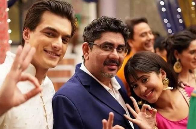 Image result for Yeh Rishta Kya Kehlata Hai 3000 Episodes: Shivangi Joshi and Mohsin Khan's producer shares a happy news