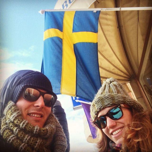 Estocolmo en 4 días: camino al parque Rålambshovs