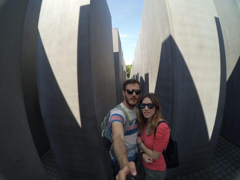 Qué ver y hacer en Berlín en 4 días: Monumento al Holocausto