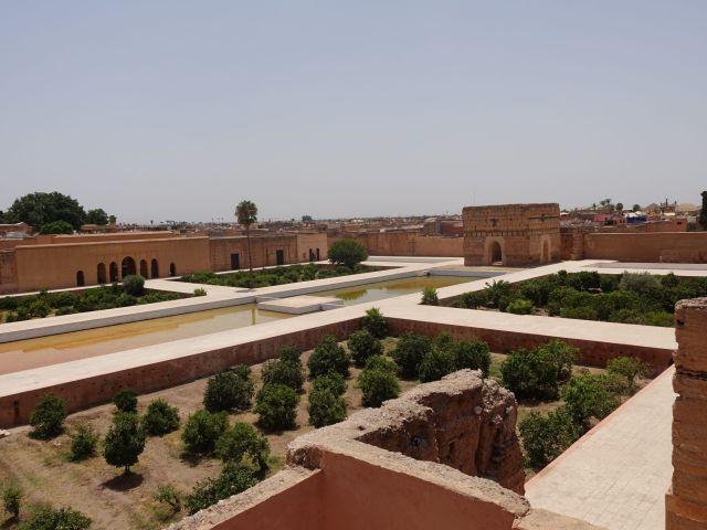 Palacio Badii: Marrakech en una semana