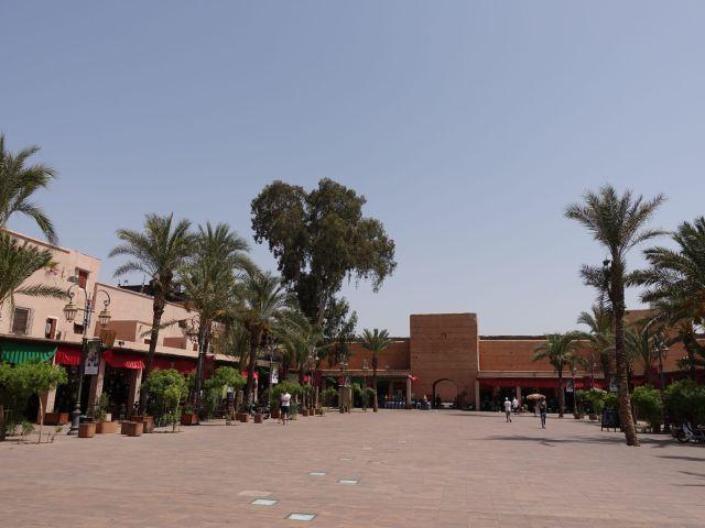 Plaza de Ferblantiers: Marrakech en una semana